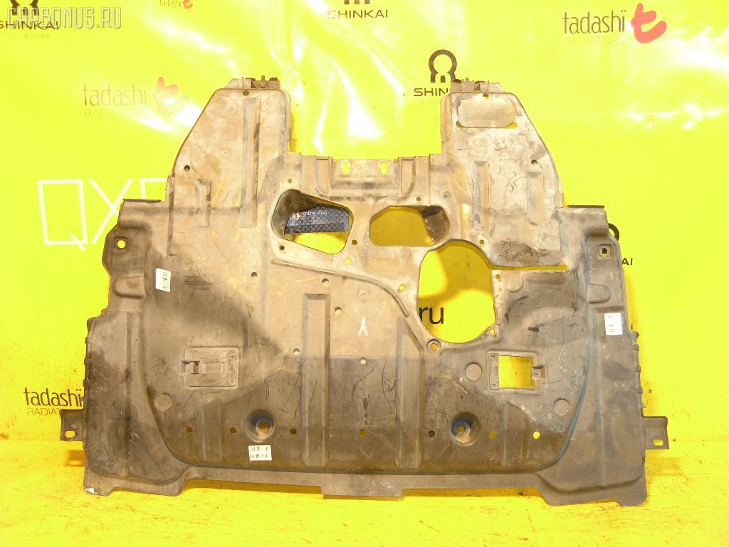Защита двигателя SUBARU FORESTER SG5 EJ20. Фото 2