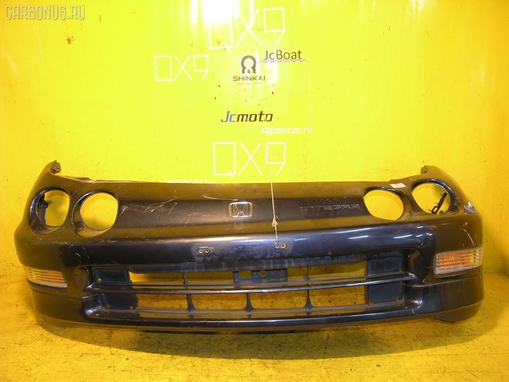 Бампер HONDA INTEGRA DB6. Фото 8