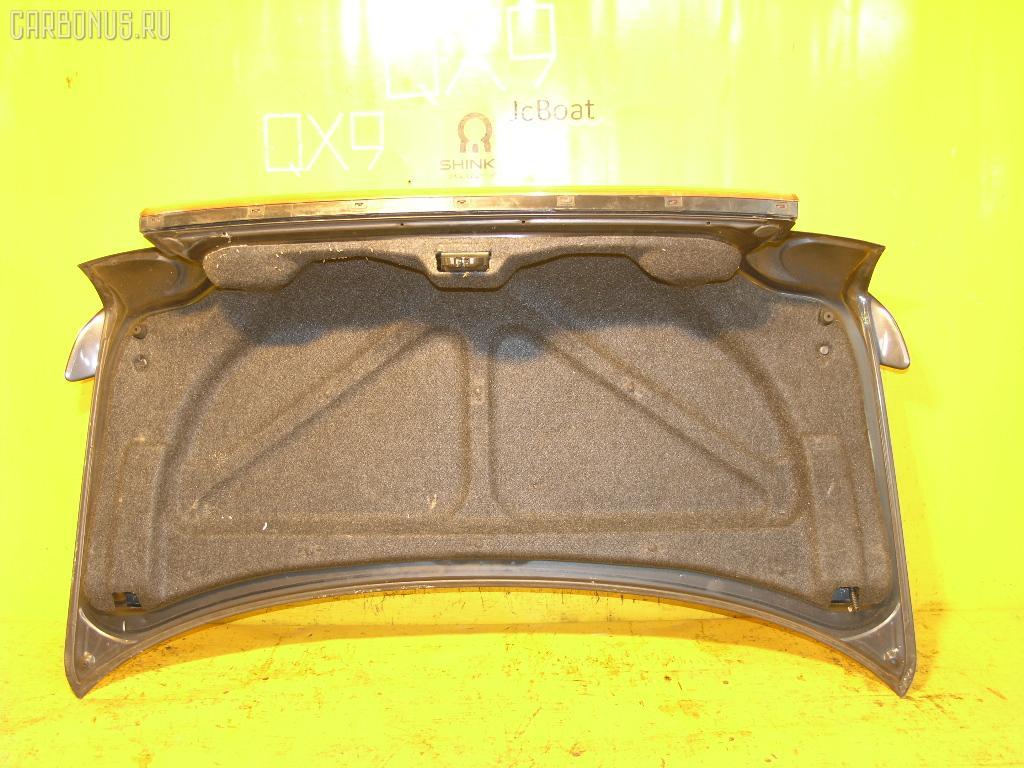 Крышка багажника TOYOTA CAMRY SV30. Фото 2