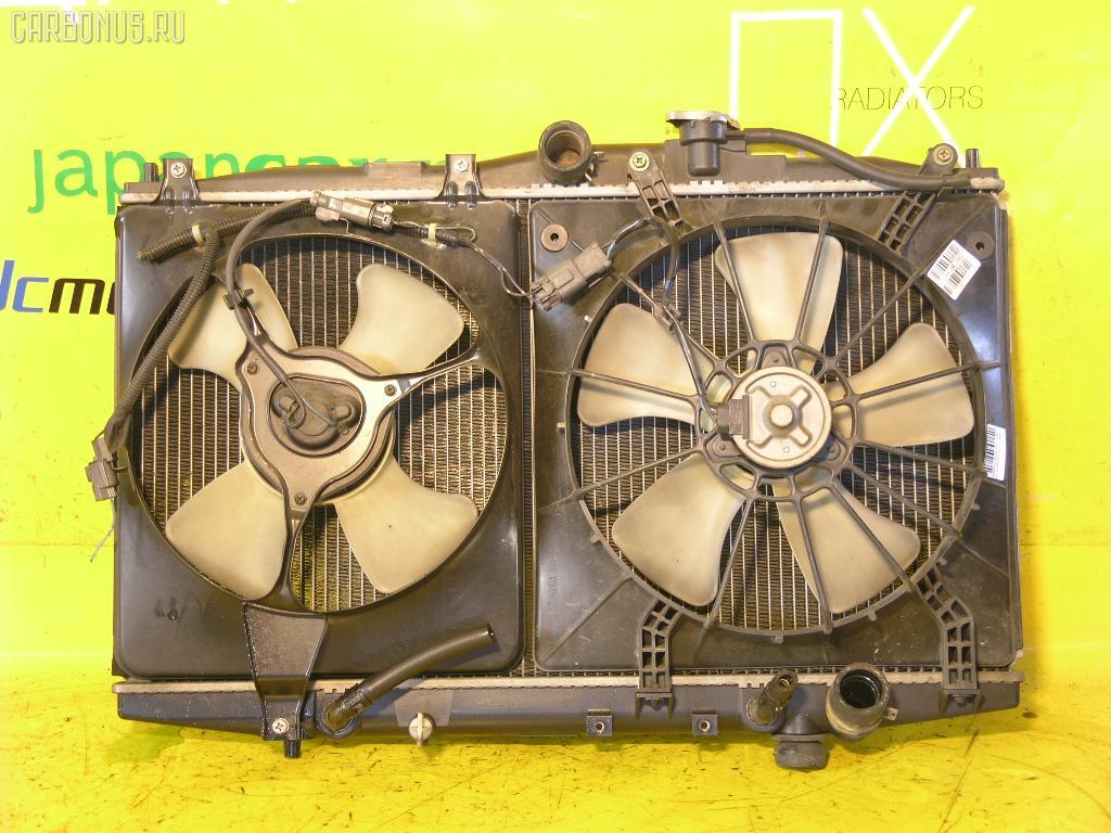Радиатор ДВС HONDA AVANCIER TA1 F23A. Фото 4