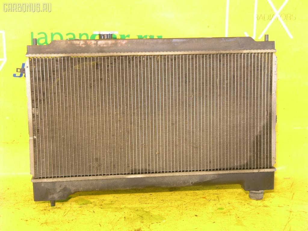 Радиатор ДВС HONDA INTEGRA DC1 ZC. Фото 1