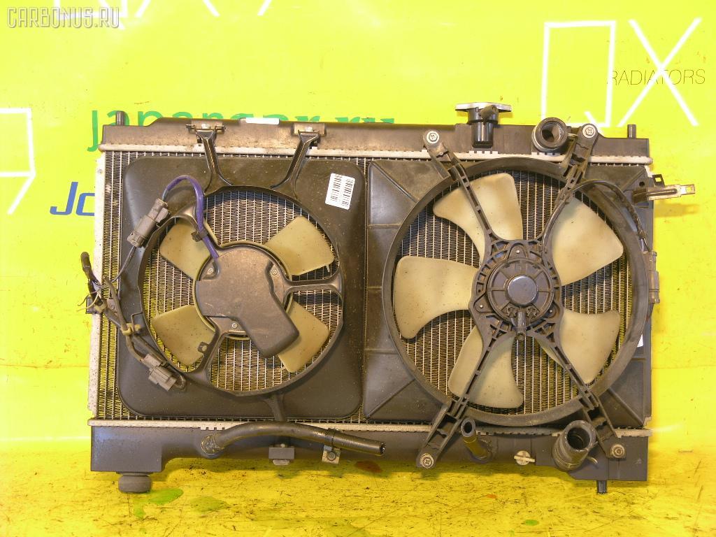 Радиатор ДВС HONDA INTEGRA DC1 ZC. Фото 2