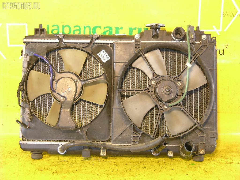 Радиатор ДВС HONDA ORTHIA EL3 B20B. Фото 3