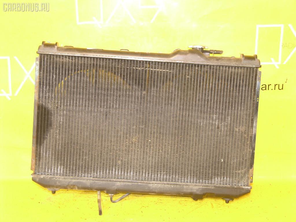 Радиатор ДВС TOYOTA VISTA SV32 3S-FE. Фото 2