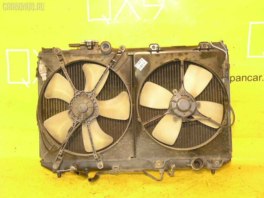 Радиатор ДВС TOYOTA VISTA SV32 3S-FE. Фото 3