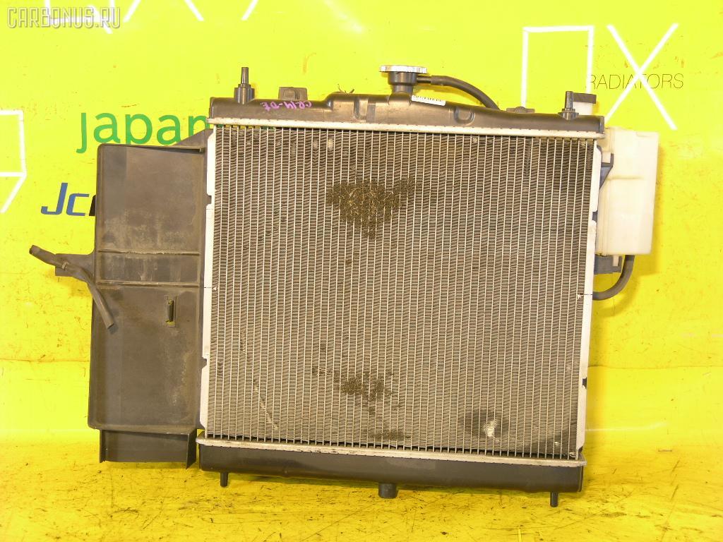 Радиатор ДВС NISSAN MARCH BNK12 CR14DE. Фото 3