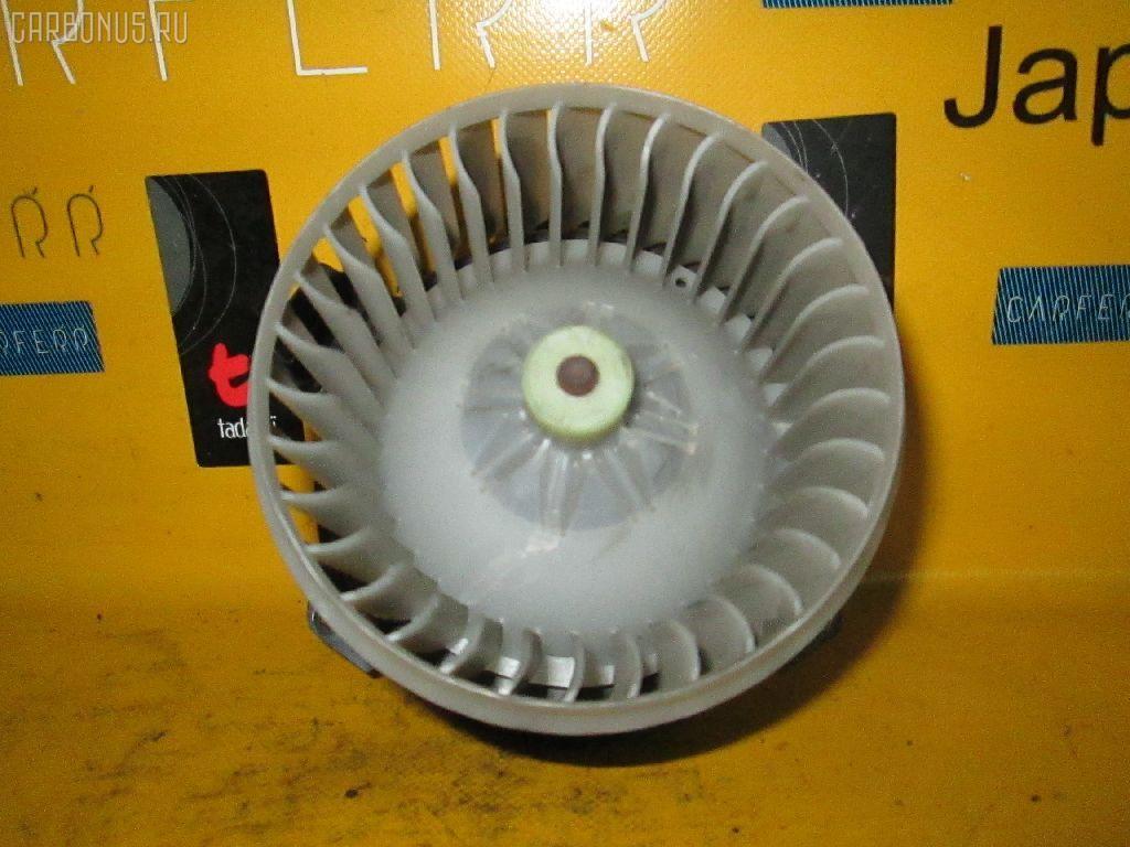 Мотор печки SUZUKI WAGON R MH21S. Фото 9