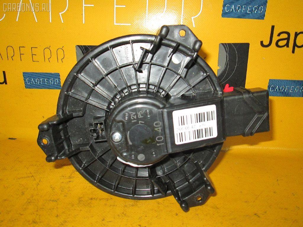 Мотор печки HONDA FIT GE6. Фото 5