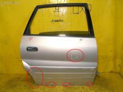 Дверь боковая Toyota Nadia SXN10H Фото 1