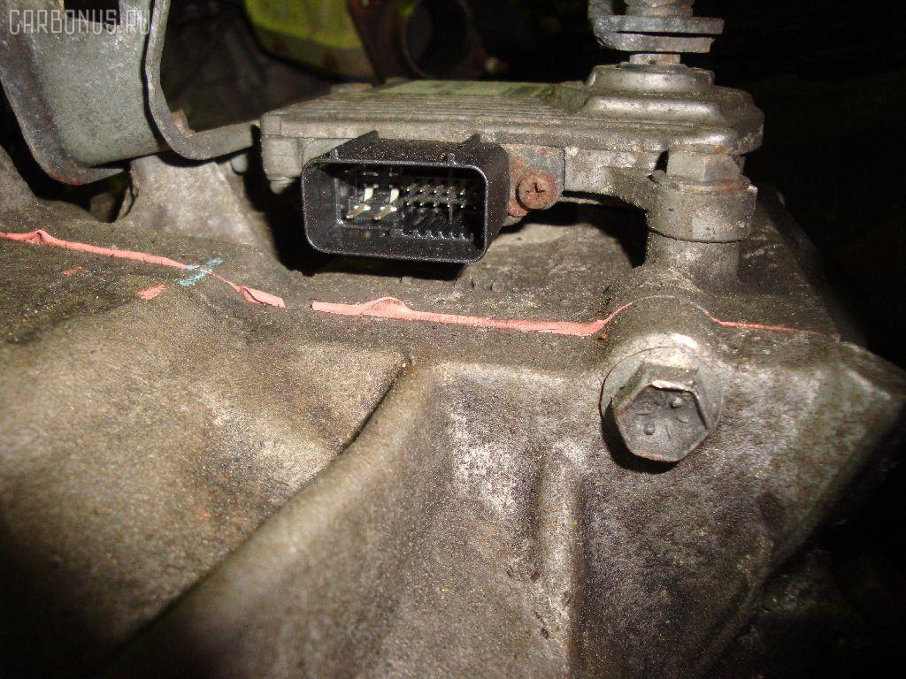 КПП автоматическая MAZDA MPV LY3P L3-VE. Фото 3