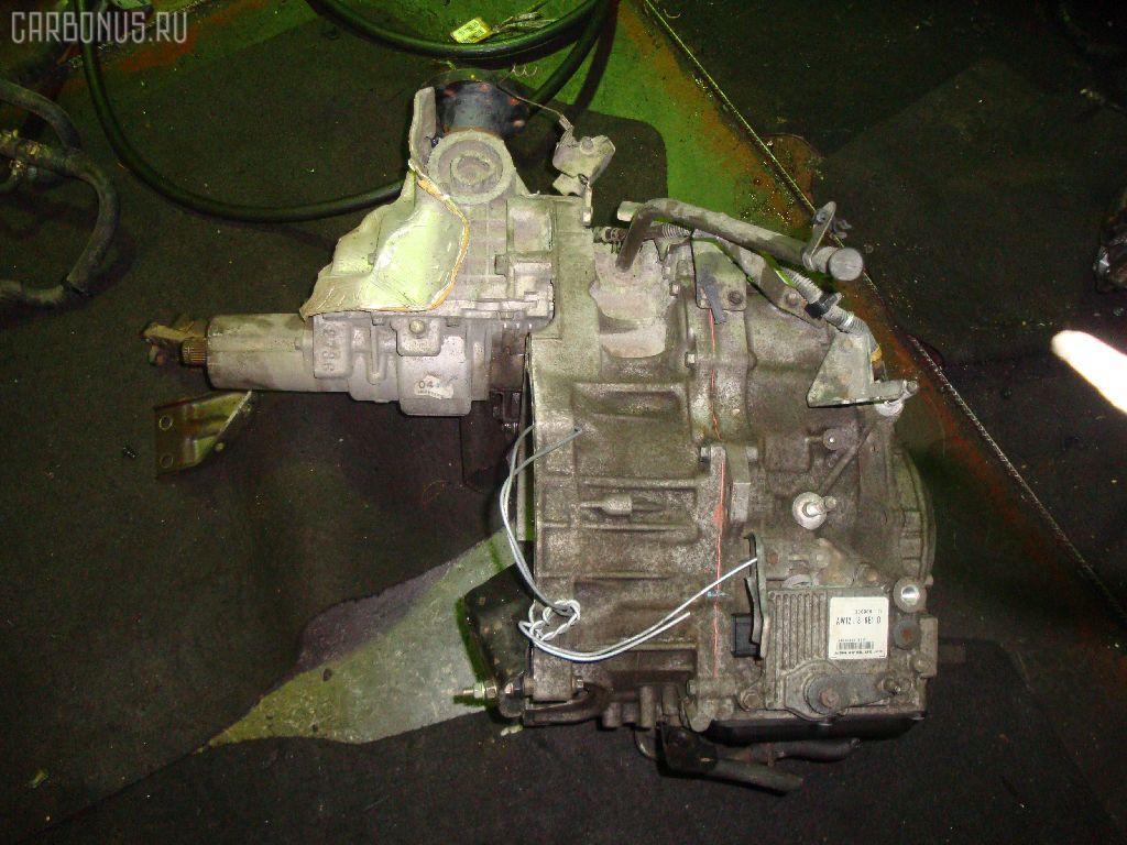 КПП автоматическая MAZDA MPV LY3P L3-VE. Фото 4