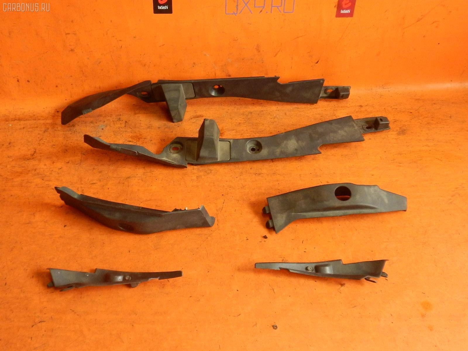 Решетка под лобовое стекло MAZDA MPV LY3P Фото 2