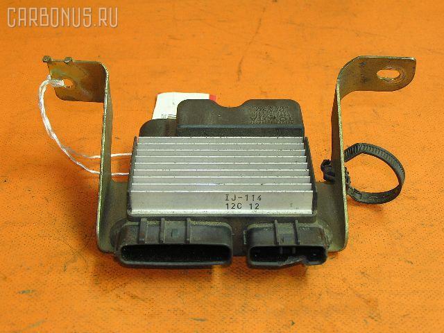 Блок управления инжекторами TOYOTA OPA ACT10 1AZ-FSE. Фото 2