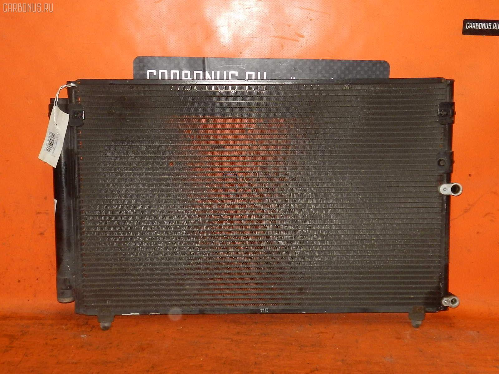 Радиатор кондиционера TOYOTA MARK II JZX110 1JZFSE. Фото 5