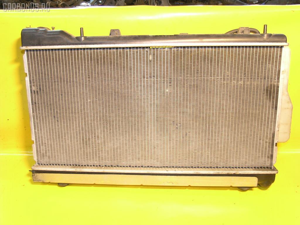 Радиатор ДВС SUBARU FORESTER SF5 EJ205. Фото 1