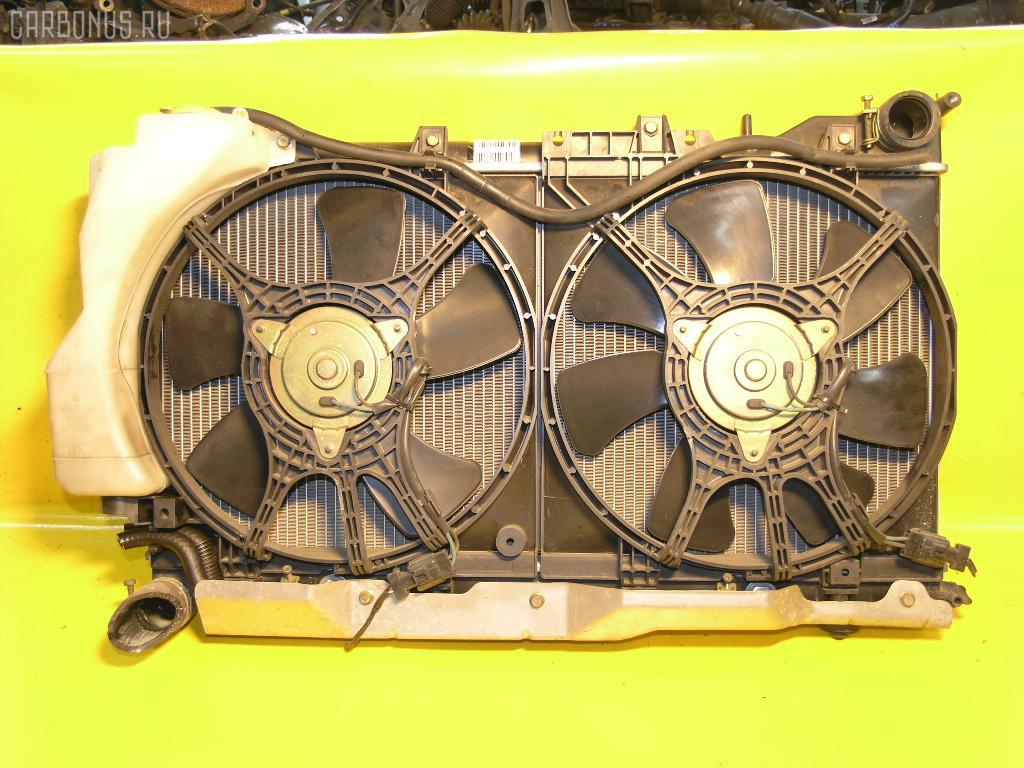 Радиатор ДВС SUBARU FORESTER SF5 EJ205. Фото 2