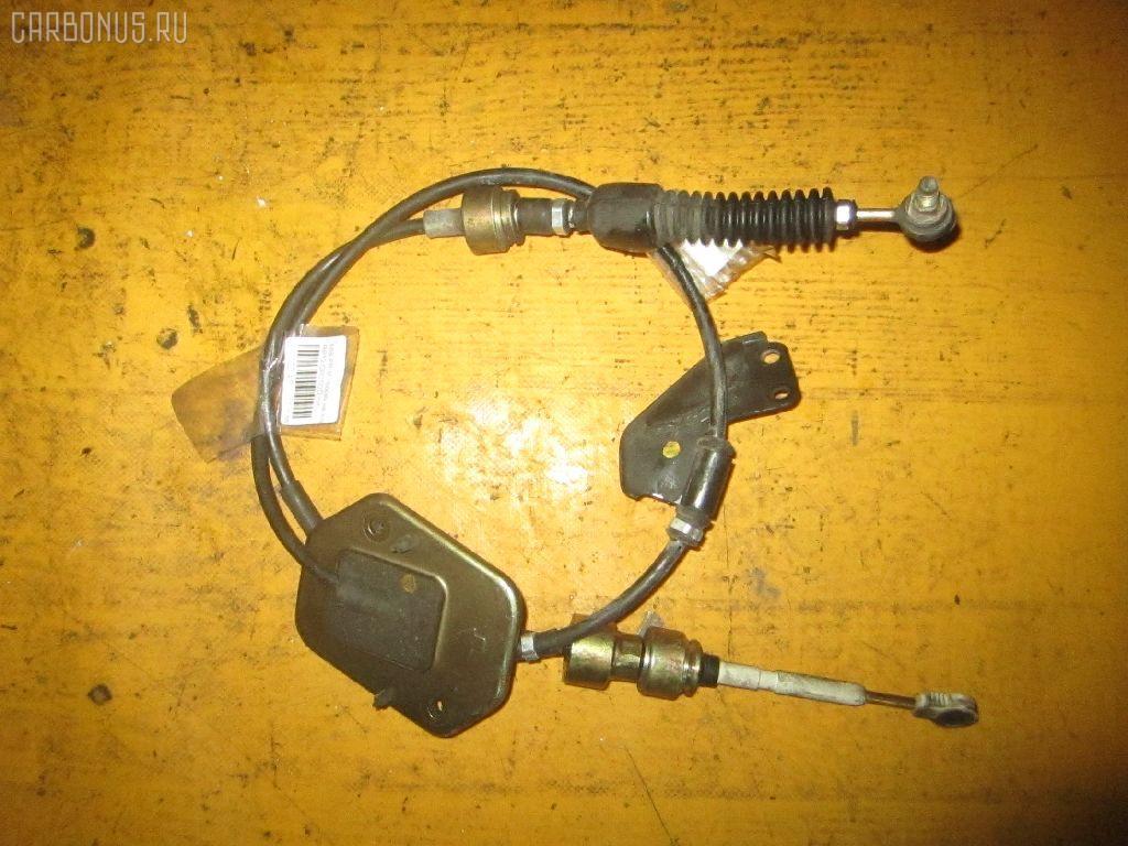 Тросик на коробку передач NISSAN PRIMERA RP12 QR25DD. Фото 3