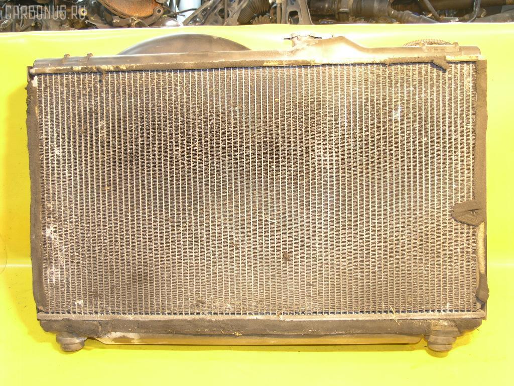 Радиатор ДВС TOYOTA JZX100 1JZ-GTE. Фото 8