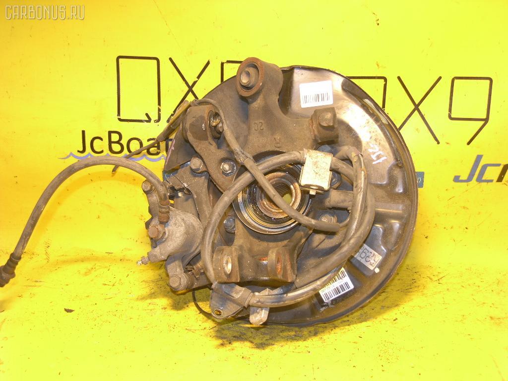 Ступица TOYOTA CHASER JZX100 1JZ-GTE. Фото 7