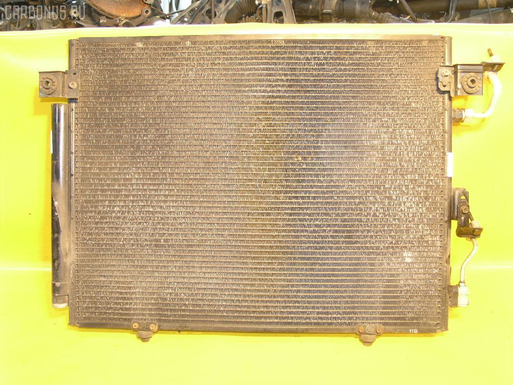 Радиатор кондиционера MITSUBISHI PAJERO V73W 6G72. Фото 1