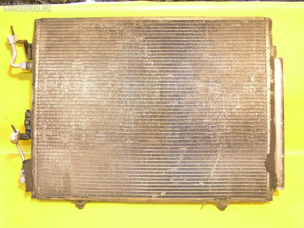 Радиатор кондиционера MITSUBISHI PAJERO V73W 6G72. Фото 2