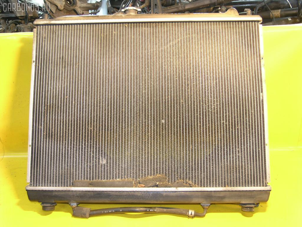 Радиатор ДВС MITSUBISHI PAJERO V73W 6G72. Фото 1