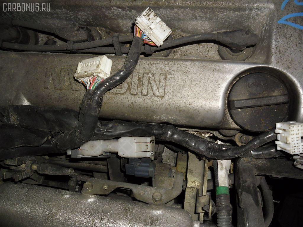 Двигатель NISSAN AVENIR PNW11 SR20DE. Фото 6