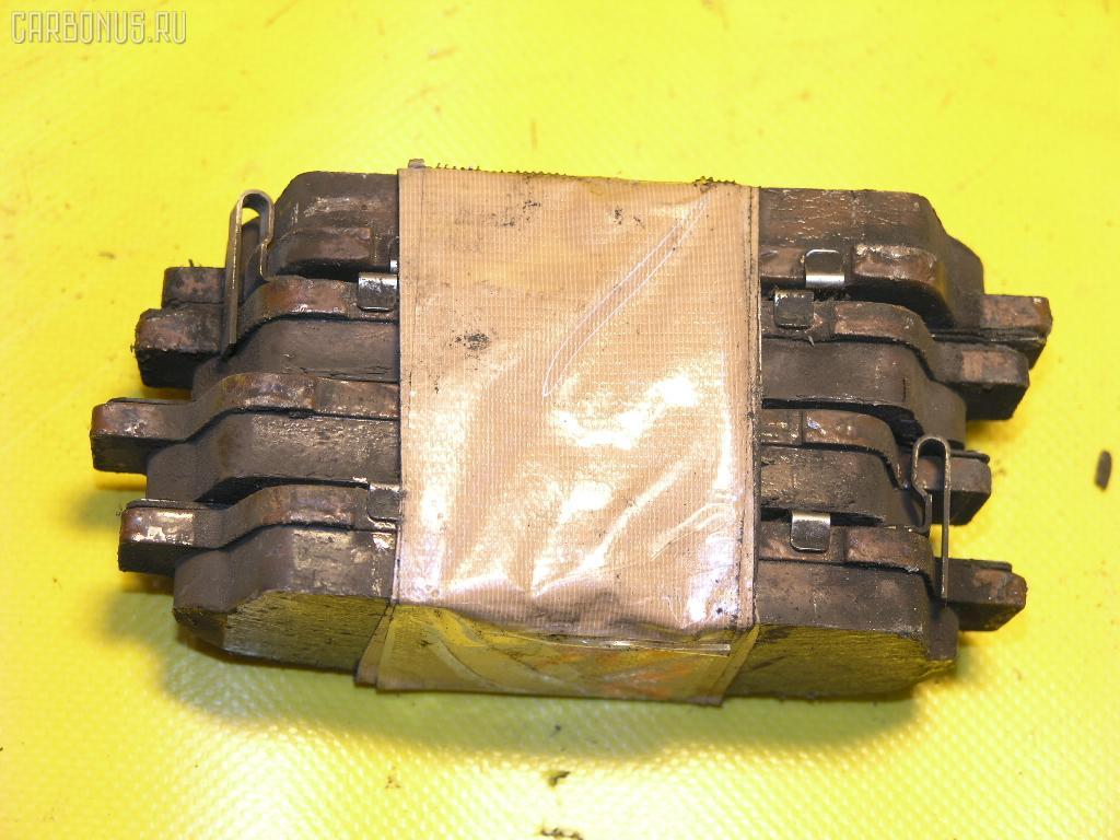 Тормозные колодки TOYOTA GAIA SXM15G 3S-FE. Фото 3