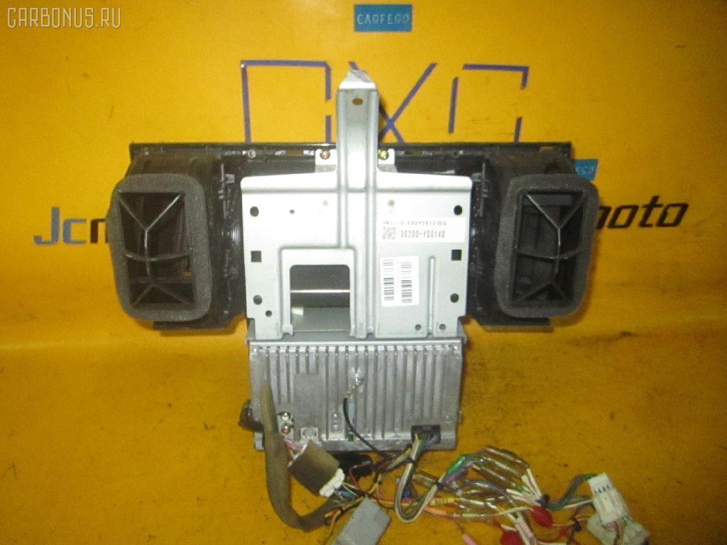 Блок управления климатконтроля NISSAN STAGEA NM35 VQ25DD. Фото 4