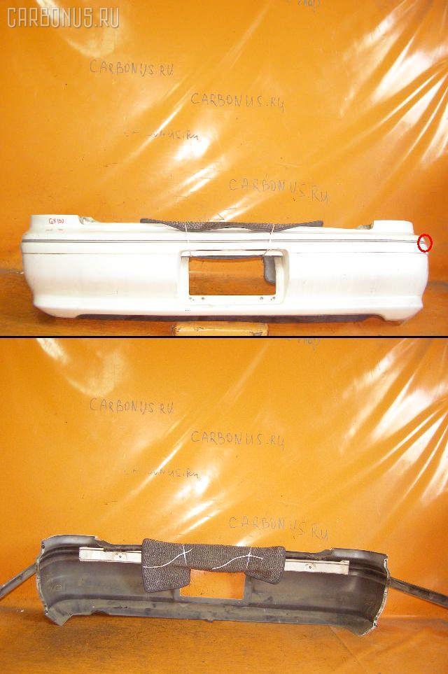 Бампер TOYOTA MARK II GX100. Фото 10