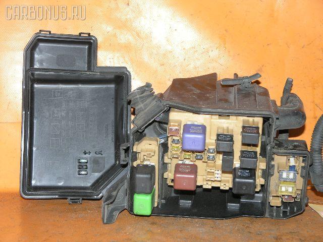 Блок предохранителей TOYOTA MARK II GX100 1G-FE. Фото 8