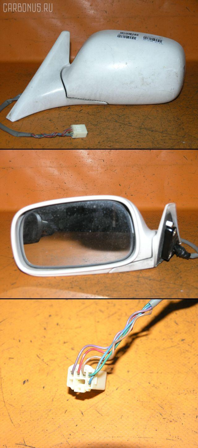 Зеркало двери боковой TOYOTA MARK II JZX100. Фото 11