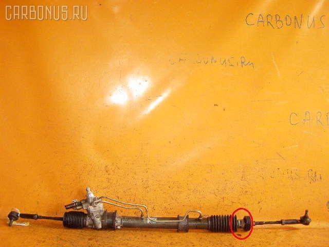 Рулевая рейка NISSAN BLUEBIRD ENU14 SR18DE. Фото 3