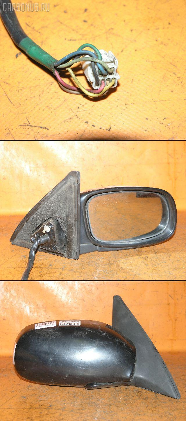 Зеркало двери боковой TOYOTA CALDINA ST190G. Фото 11