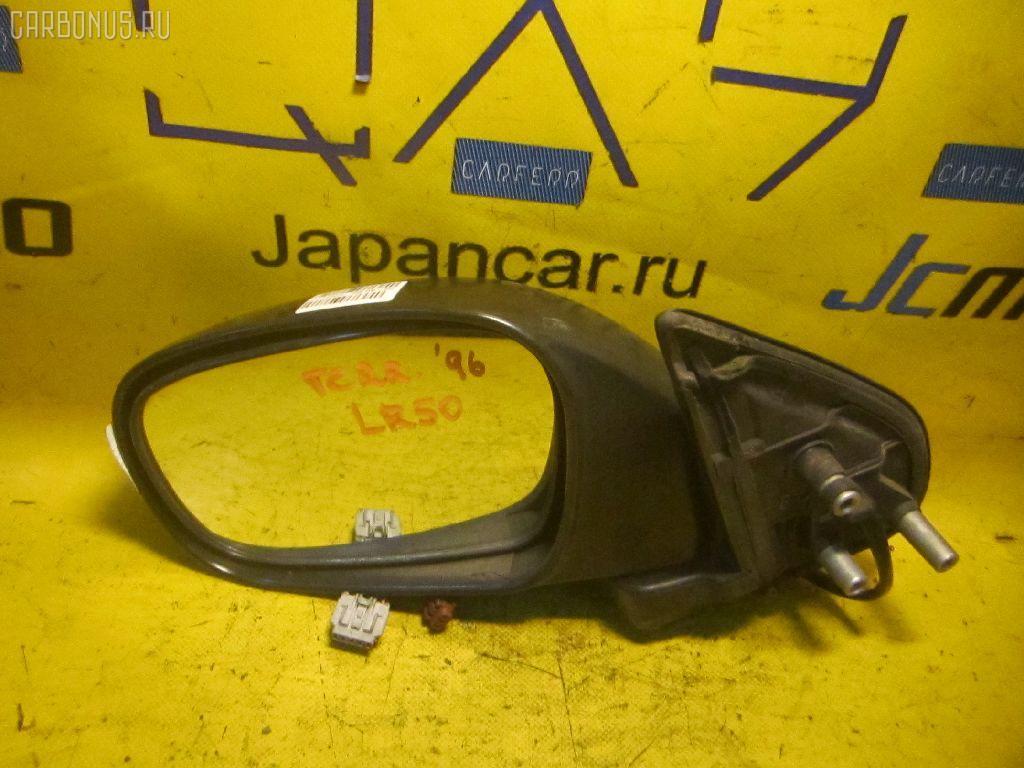 Зеркало двери боковой NISSAN TERRANO LR50. Фото 6