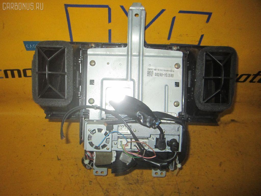 Блок управления климатконтроля NISSAN SKYLINE V35 VQ25DD. Фото 8