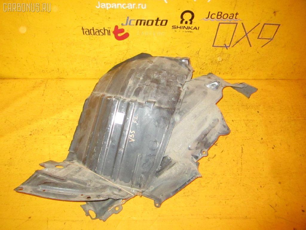 Подкрылок NISSAN SKYLINE V35 VQ25DD. Фото 4
