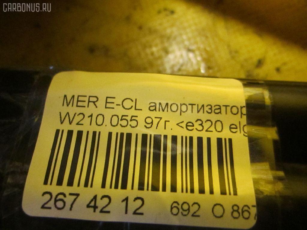 Амортизатор капота MERCEDES-BENZ E-CLASS W210.055 Фото 3