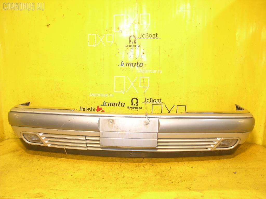 Бампер MERCEDES-BENZ E-CLASS W210.055. Фото 1