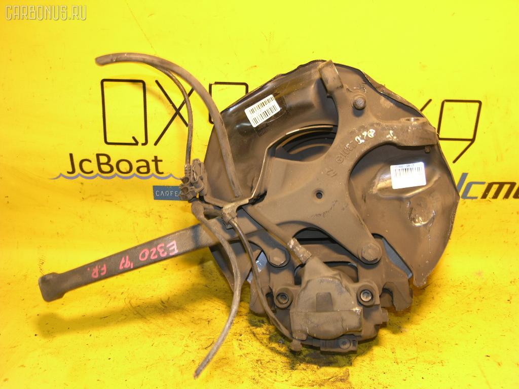 Ступица MERCEDES-BENZ E-CLASS W210.055 104.995. Фото 1