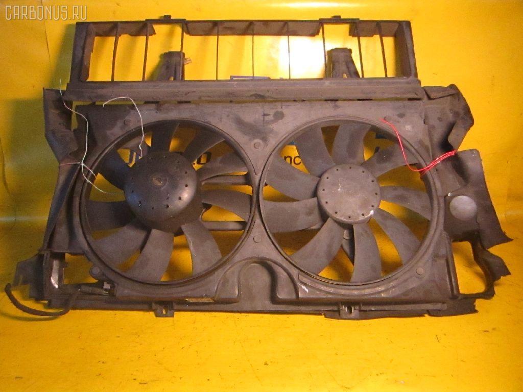 Вентилятор радиатора кондиционера MERCEDES-BENZ E-CLASS W210.055 104.995. Фото 1
