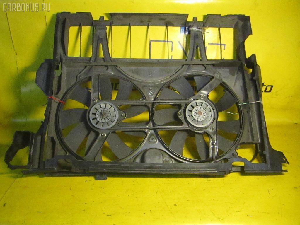 Вентилятор радиатора кондиционера MERCEDES-BENZ E-CLASS W210.055 104.995. Фото 2