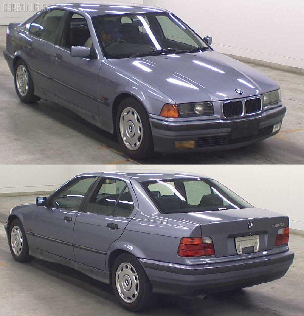 Радиатор кондиционера BMW 3-SERIES E36-CB20 M50-206S2 Фото 3
