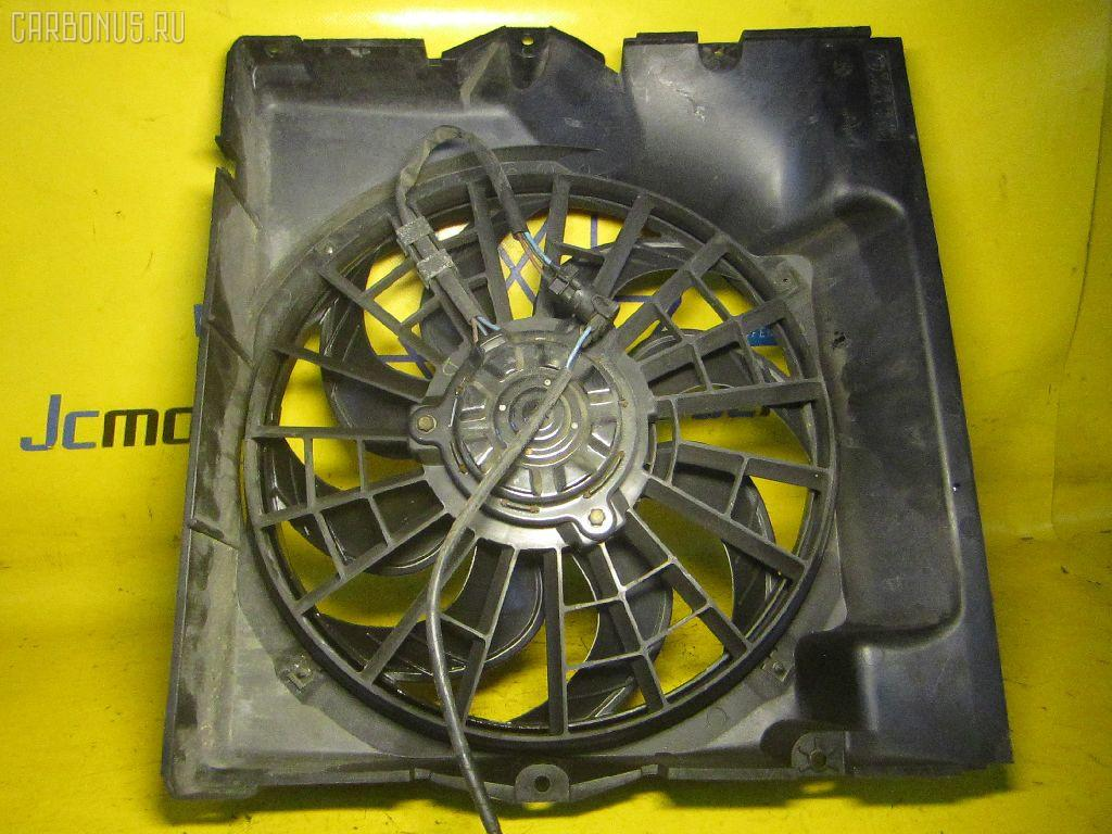 Вентилятор радиатора кондиционера BMW 3-SERIES E36-CB20 M50-206S2. Фото 2