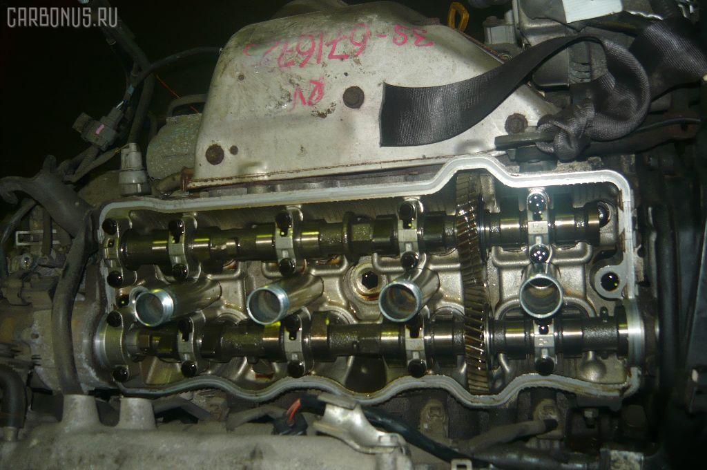 Двигатель TOYOTA VISTA SV43 3S-FE. Фото 11