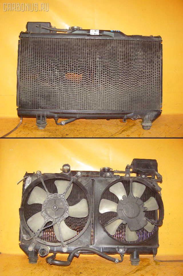 Радиатор ДВС TOYOTA CALDINA ET196V 5E-FE. Фото 11