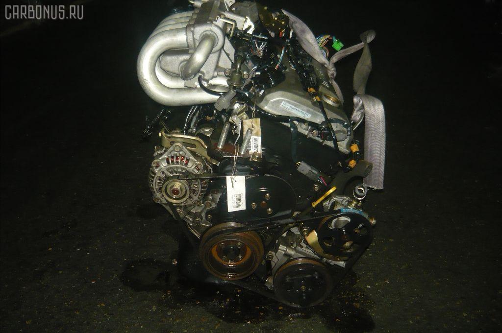 Двигатель MAZDA FAMILIA S-WAGON BJ5W ZL. Фото 6