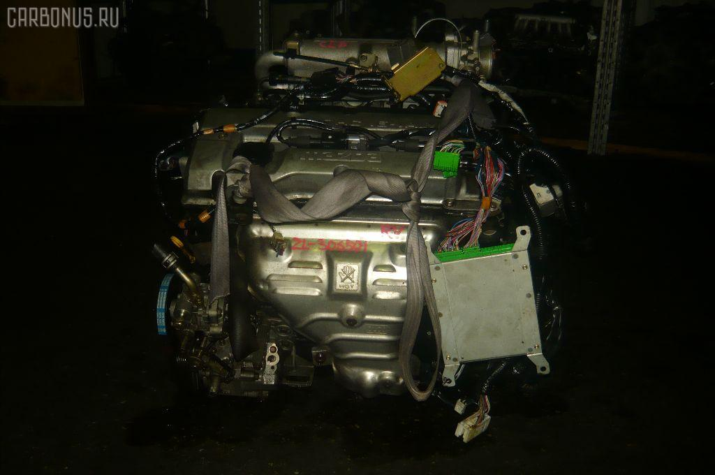 Двигатель MAZDA FAMILIA S-WAGON BJ5W ZL. Фото 9