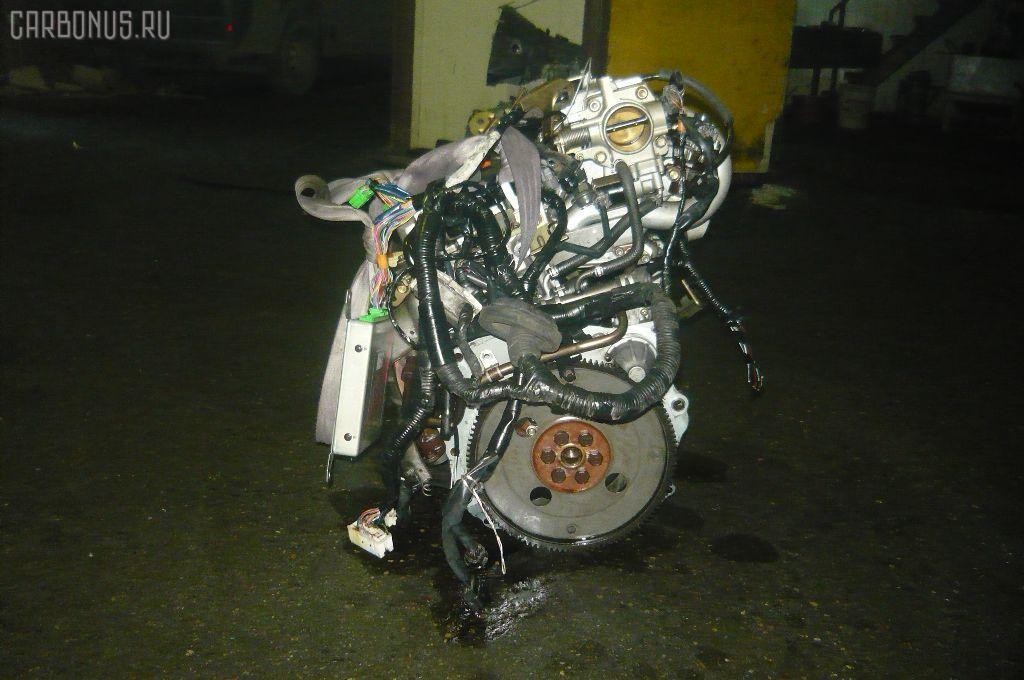 Двигатель MAZDA FAMILIA S-WAGON BJ5W ZL. Фото 10