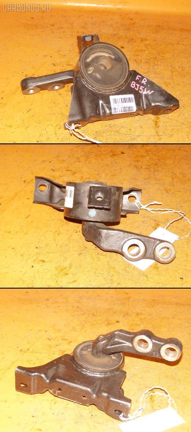 Подушка двигателя MAZDA FAMILIA S-WAGON BJ5W ZL. Фото 1